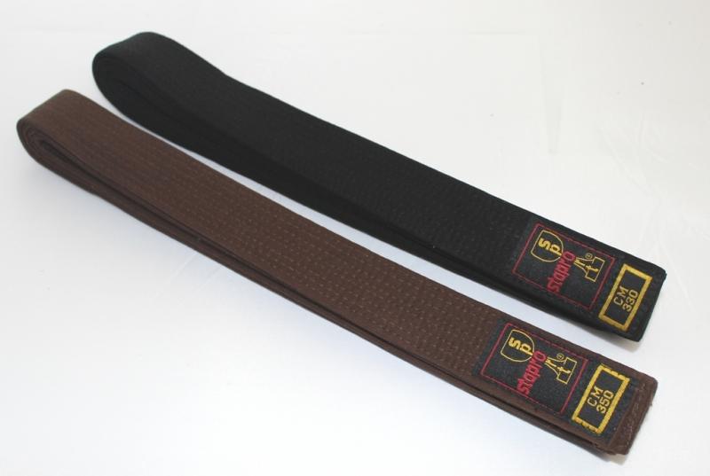 Gürtel Länge 350cm /  4 cm einfärbig